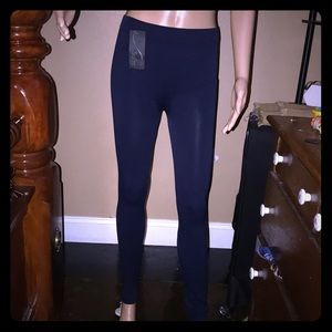 NWT soft stretch leggings fitted bottom 3 colors